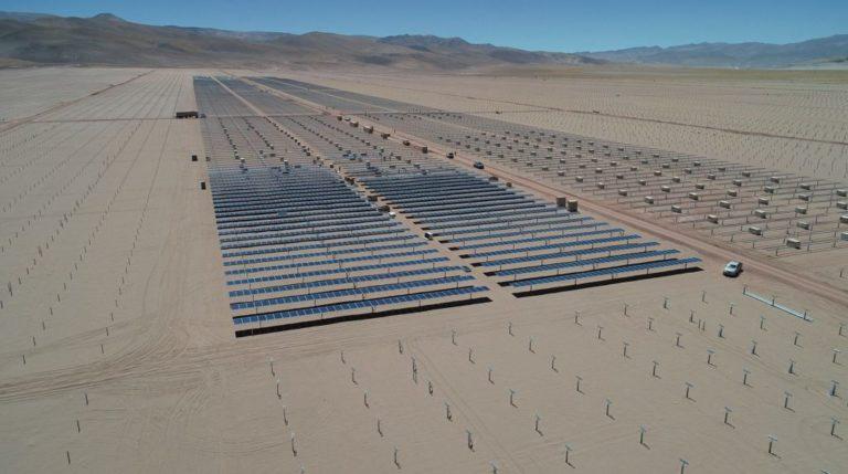 parque fotovoltaico Cauchari